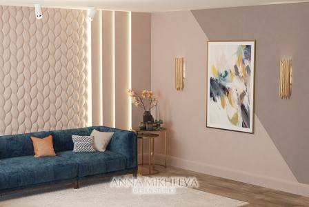 Красивые комнаты