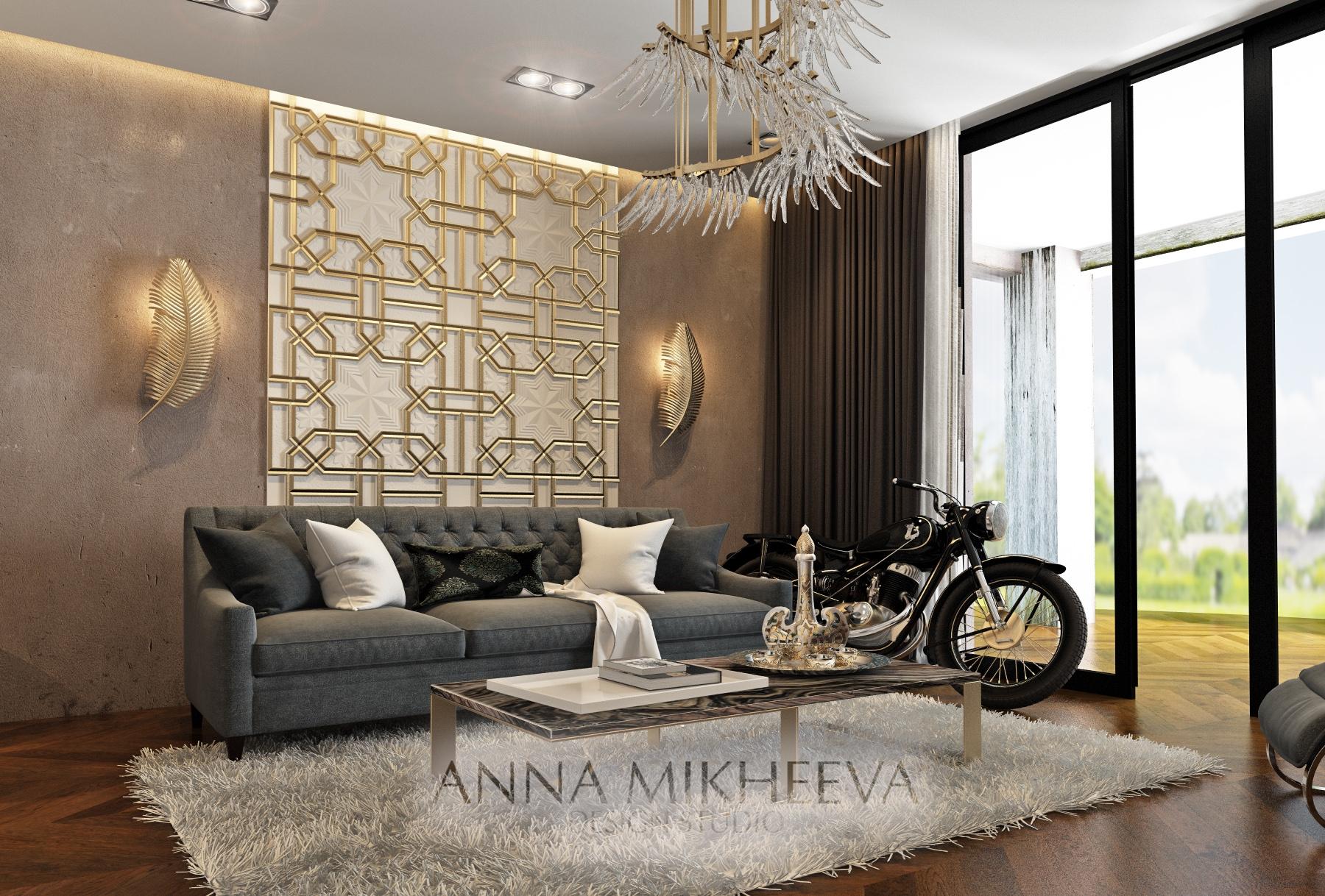 Ремонт квартир в Нур-Султане. Фото.