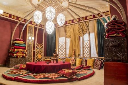 """Ресторан в Астане """"Qazaq gourmet"""""""