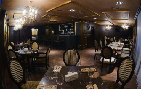Ресторан «Айнаколь» Боровое