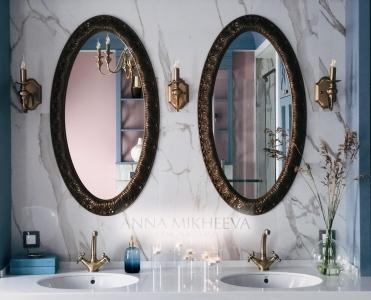 Интерьер ванной комнаты лучшие идеи