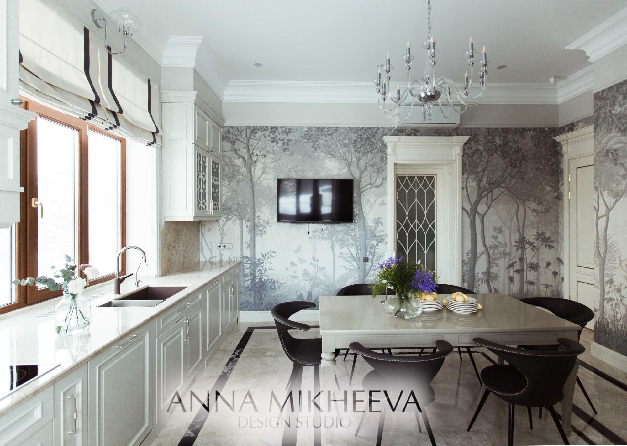 Красивые дома в Казахстане