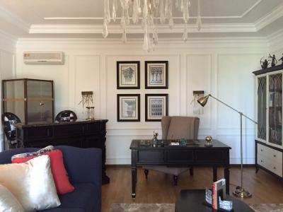 Дизайн квартиры в ЖК Байсал в Астане