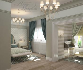 """Спальня в """"Bi Village Comfort-3"""""""