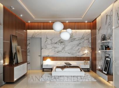 Новинки дизайна спальни