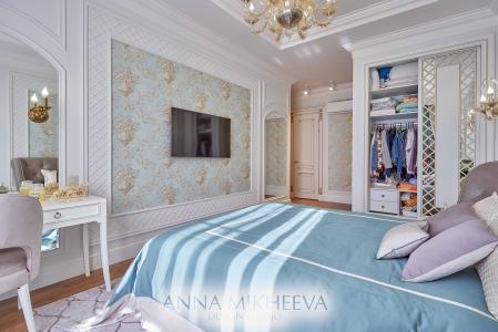 Интерьер спальни современный дизайн