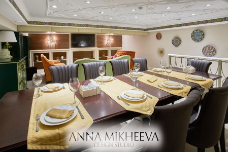 Рестораны Астаны