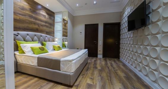 Дизайн гостиницы в Астане