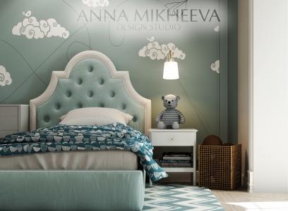 Дизайн интерьера в Астане.