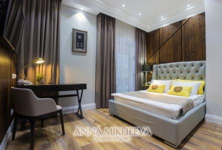 Дизайн гостиницы