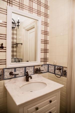 Туалетные комнаты в ЖК Дипломат