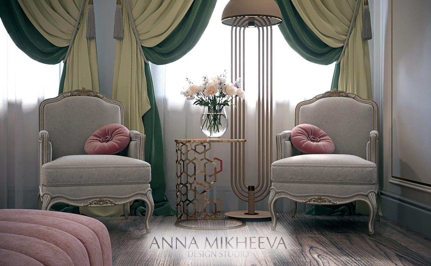 Мебель для детской комнаты. Фото. Нур-султан