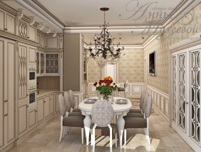 Красивая кухня