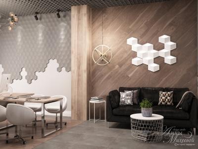 Дизайн кабинета руководителя